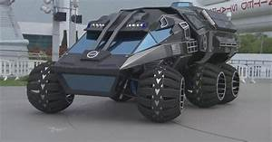 NASA's rover concept vehicle merges science and science ...