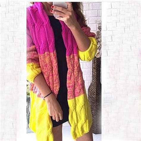 colorful cardigans 2015