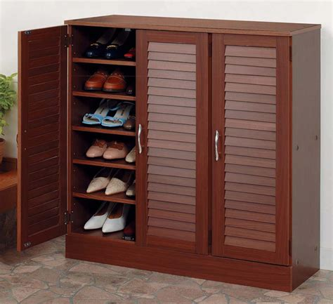 beautiful collection of shoes neatly shoe rack shoes