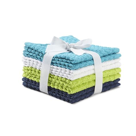 Sears Colormate Bath Rugs by Colormate 8 Pack Washcloths Home Bed Bath Bath