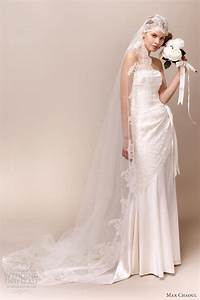max chaoul couture 2013 wedding dresses wedding With 1940s style wedding dresses