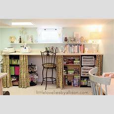 Little Lovelies Craft Room Follow Up