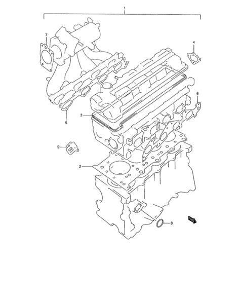 suzuki esteem engine diagram / i have a 2001 suzuki esteem.i have a 15 amp  fuse that ... : system wiring diagrams article text (p.  photodiscrt