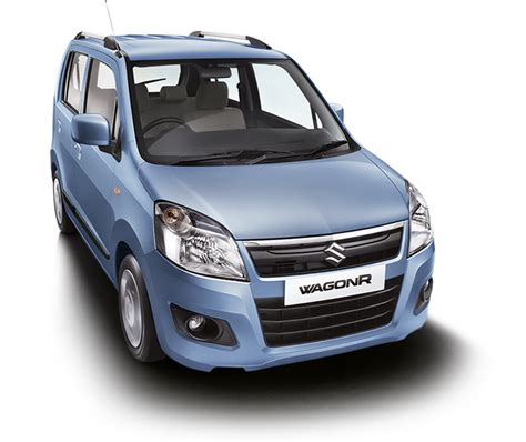 Maruti Suzuki Wagonr With Auto Gear Shift Technology