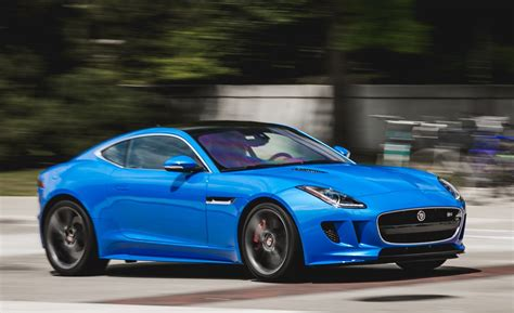 2017 Jaguar F-type Quick-take Evaluation