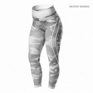 Better bodies camo white