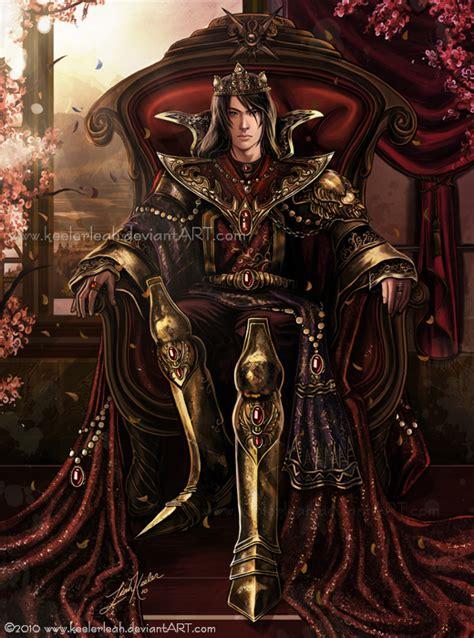 golden emperor  keelerleah  deviantart