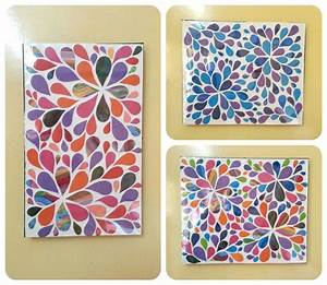 Diy fun wall art bigdiyideas