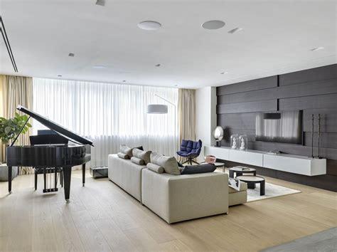 Room Ideas Luxury Apartment Design By Alexandra Fedorova