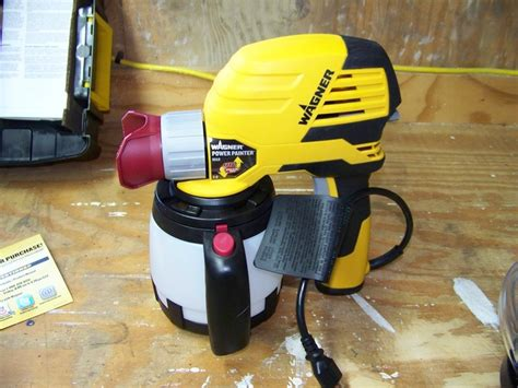 Wagner Power Painter Max  Review  Tools In Action