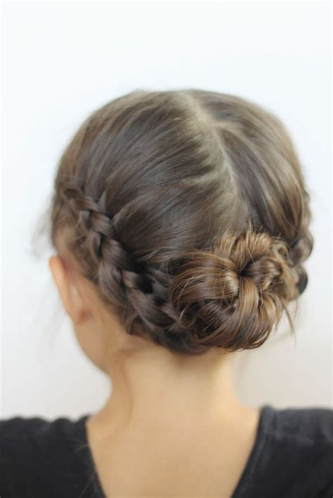 Ballet Hairstyles For by Ballet Recital Hairstyles Fade Haircut