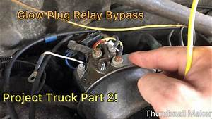 F 250 Powerstroke Glow Plugs Wiring Diagram