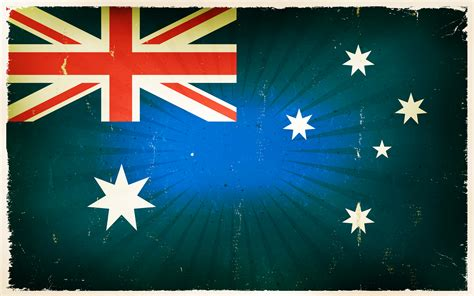 christmas traditions in australia facts vintage australia flag poster background free vector stock graphics images