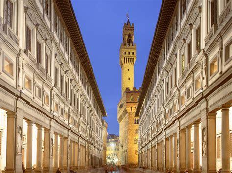 Ingresso Uffizi Apertura Serale Della Galleria Degli Uffizi Di Firenze