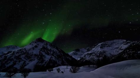 northern lights effect background aurora borealis hd