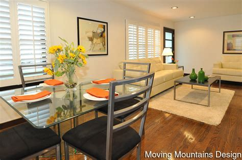 Pasadena Home Staging   Contemporary Cottage Remodel