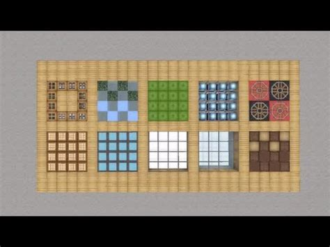 Minecraft Circle Floor Designs by Creative Flooring Designs In Minecraft