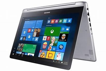 Samsung Notebook Spin Laptop Windows Convertible Galaxy