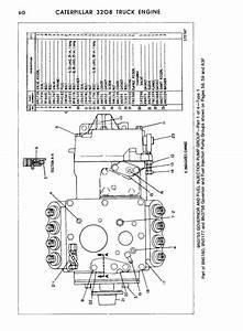 27 Cat 3208 Injection Pump Diagram