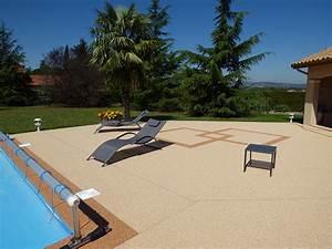 Kit Moquette De Pierre : terrasse en r sine resitecnic l gance et r sistance au ~ Farleysfitness.com Idées de Décoration