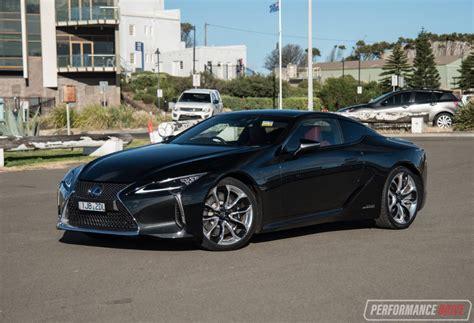 2017 Lexus Lc 500h Review Video Performancedrive  Autos Post