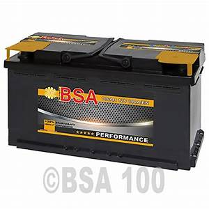 Starterbatterie 12v 90ah : bsa autobatterie 12v 80ah 790a en ersetzt 70ah 72ah 74ah ~ Kayakingforconservation.com Haus und Dekorationen