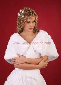 etole mariage etole mariage en faux vison ivoire promo