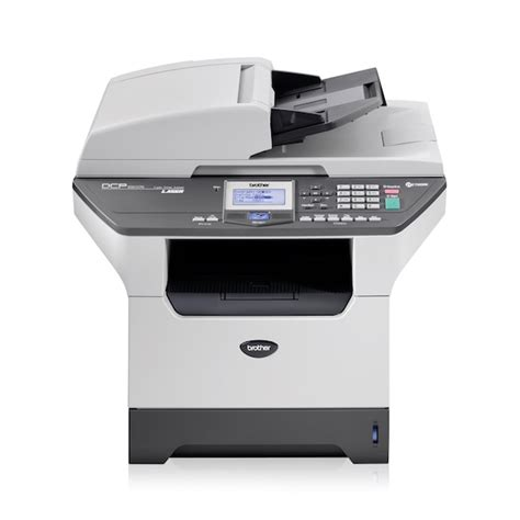 This download only includes the printer and scanner (wia and/or twain) drivers, optimized for usb or parallel interface. BROTHER DCP-8065DN LAN DRIVER