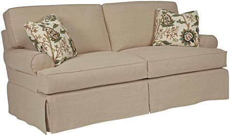 slipcovers for sofas with loose cushions samantha two seat sofa with slipcover tailoring loose