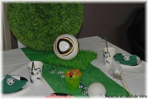 deco anniversaire theme football sup 233 rieur deco anniversaire theme football 7 photo d 233 coration de table foot atlub