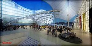 DENVER INTERNATIONAL AIRPORT BY GENSLER | A As Architecture
