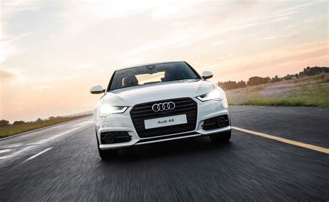 Improved Power And Styling  The New Audi A6 And Audi A7