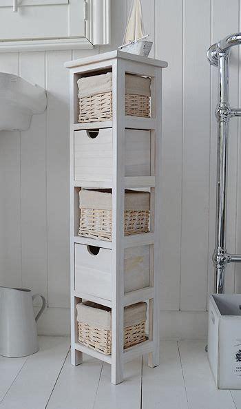 tall narrow bathroom storage  cm wide narrow bathroom