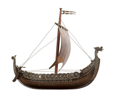 Viking Boats Ebay by How To Make A Model Of A Viking Ship Ebay