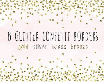 sparkle border clipart   creation