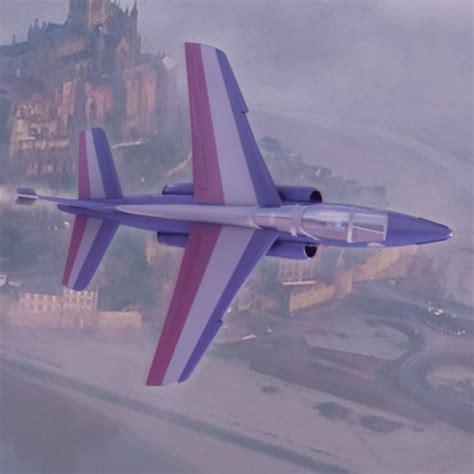 jet ski jean de mont patrouille de alpha jets the mont michel bravo bravo aviation