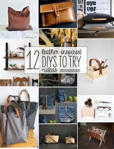 DIY Leather Project Ideas