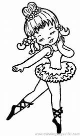 Dance Coloring Pages Printable Tap Getdrawings Related sketch template