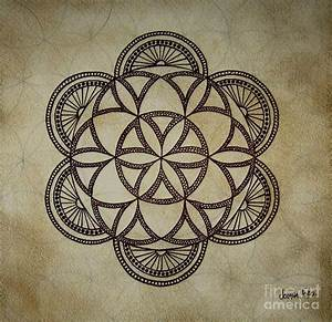 Flower of life mandala, with more detail | Tattoo It ...