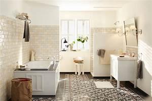 Günstige Fliesen Für Badezimmer : ein mix aus fliesen ~ Markanthonyermac.com Haus und Dekorationen