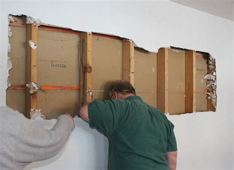 how to remove a wall load bearing or not and install a