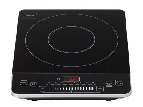 ustensile de cuisine pour induction table à induction posable ti1801 brandt des ustensiles