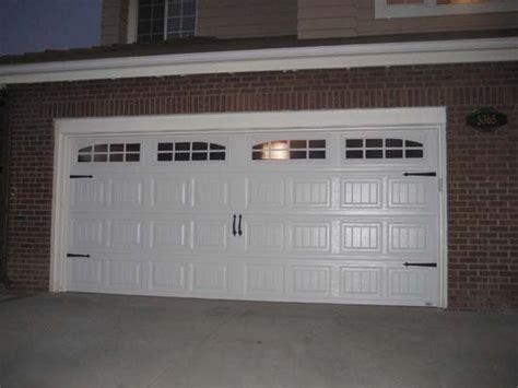 16 Ft Garage Door by Beautiful Garage Door Carriage 7 16 Foot Garage Door