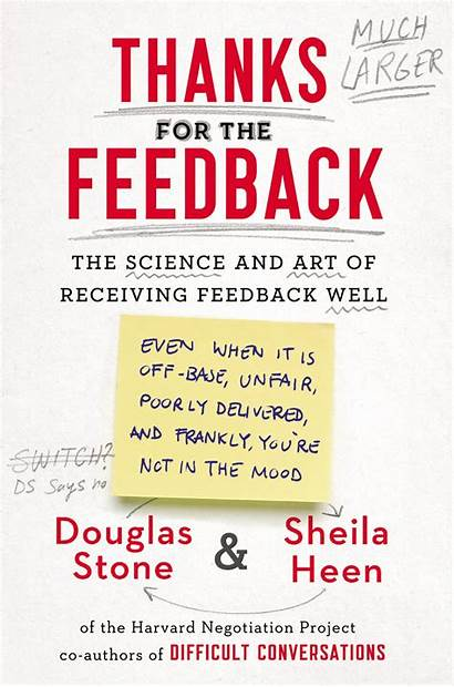 Feedback Receiving Response Well Thanks Giving Coaching