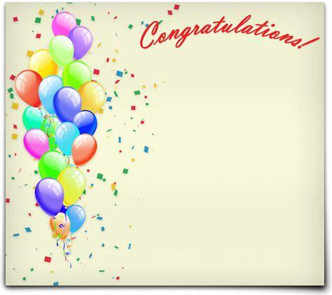 congratulations certificate templates congratulations congrats template certificate