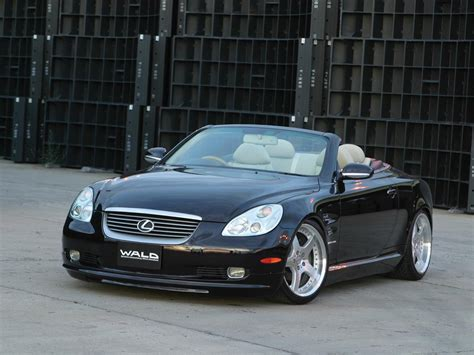 lexus sc430 wald lexus sc430 photos photogallery with 8 pics