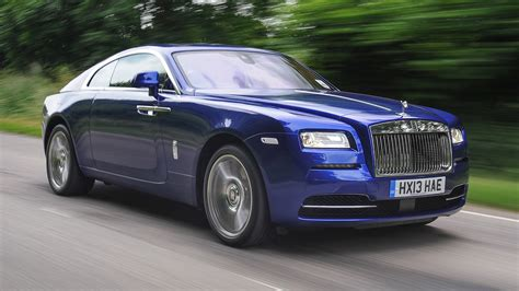 rolls royce wraith review top gear