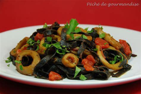 recette pate fruit de mer vin blanc p 226 tes noires 224 la tomate et aux calamars p 233 ch 233 de gourmandise