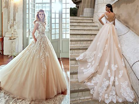 utterly romantic wedding dresses  snowflake