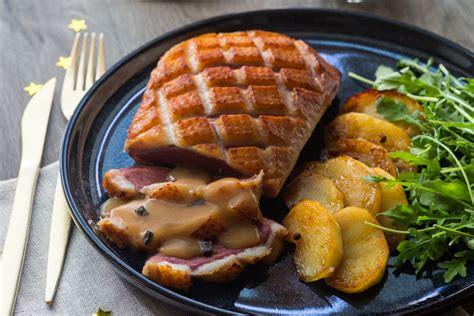 recettes cuisine grecque magret de canard sauce périgueux aux pommes fondantes cuisine addict cuisine addict